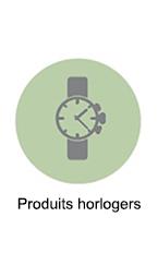 Produits horlogers