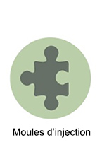 Moules d'injection